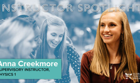Tutor Spotlight: Anna Creekmore
