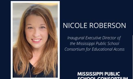 Announcement of Executive Director of the Mississippi Public School Consortium